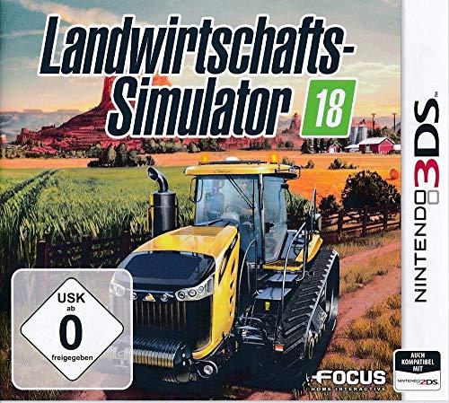 Astragon 3DS Landwirtschafts-Simulator 18 Nintendo 3DS & 2DS USK: 0
