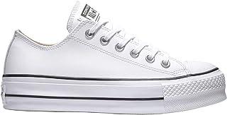 CTAS Lift Clean Ox Black/White, Zapatillas para Mujer
