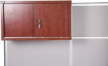 Mahmayi Carre 75 Hanging Cabinet, Grey, 25 kg (W40cms x D52cms x H61.8cms), CA75RREAPCHC