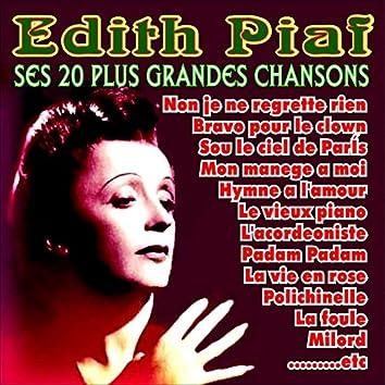 Ses 20 Plus Grandes Chansons