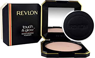 Revlon Touch And Glow Moisturising Powder, Ivory Matte (12g)