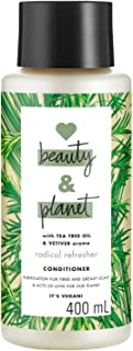 Love Beauty And Planet Conditioner Tea Tree Oil & Vetiver, 400ml