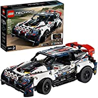 LEGO Technic App-Controlled Top Gear Rally Racing Car Toy Building Kit