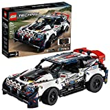LEGO Technic App-Controlled Top Gear Rally Car 42109 Racing Toy Building Kit, New 2020 (463 Pieces)
