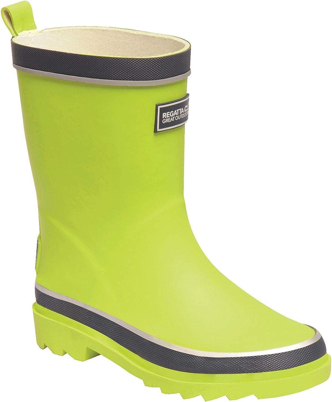 Regatta Unisex-Child Work Wellington Boots