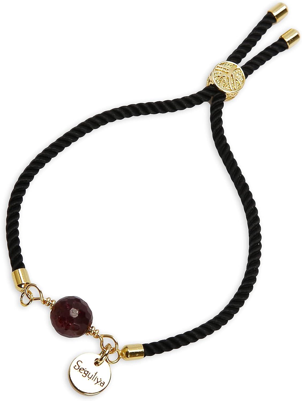 New item SEGULIYA Birthstone Bracelet - Fashion Spiritual online shopping Kabbalah Jewelr