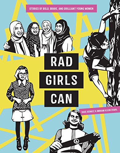 Rad Girls Can: Stories of Bold