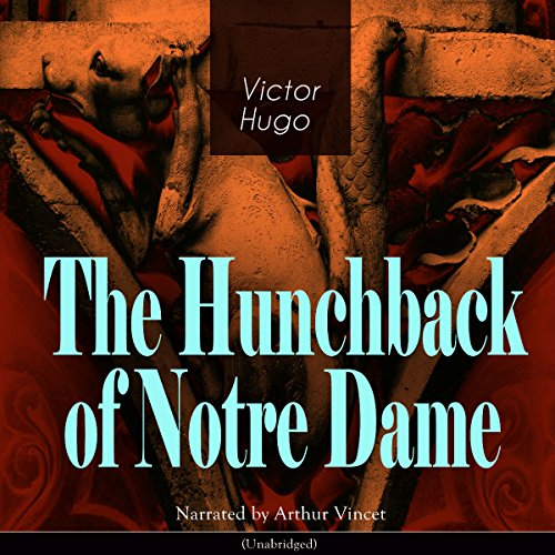 The Hunchback of Notre Dame audiobook cover art