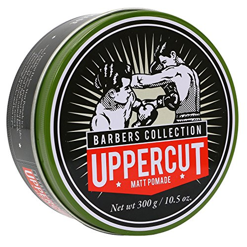 Uppercut Deluxe Barbers Collection Matt Pomade 300g/10.5oz