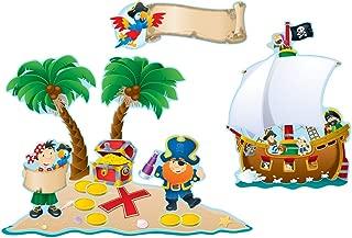 Carson Dellosa Pirates Bulletin Board Set (110133)