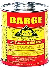 Barge All-Purpose Cement Rubber Leather Shoe Waterproof Glue 1 Qt (O.946 L) (32 Ounces)