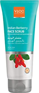 VLCC Indian Berberry Face Scrub 150 ml, Pack of 1