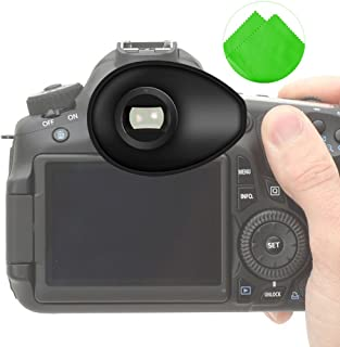 Cámara réflex DSLR 22mm Ojera para Nikon D750 D610 D600 D500 D300S D7200 D7100 D7000 D90 D5500 D5300 D5200 D5000 D3400 D3300 D3200 D3100 D700 D300 D200 D100 D80 D70 D60 D70 D60
