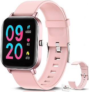 comprar comparacion NAIXUES Smartwatch, Reloj Inteligente Impermeable IP67 Reloj Deportivo 1.4