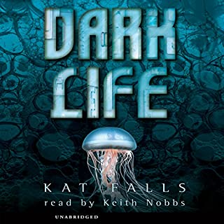 Dark Life audiobook cover art