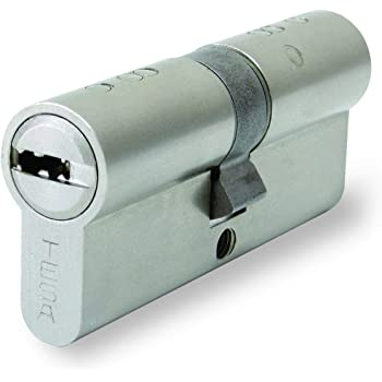 35//35/YALE Superior Euro cilindro de lat/ón con 3/llaves de cierre//Bump//Pick//taladro//Pull alta seguridad UPVC compuesto puerta barril perfil cerradura