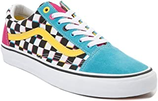 Vans Unisex Old Skool Chex Skate Shoe Sneaker