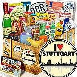 I love Stuttgart / DDR Allerlei 24tlg. / Geburtstagsgeschenk Stuttgart