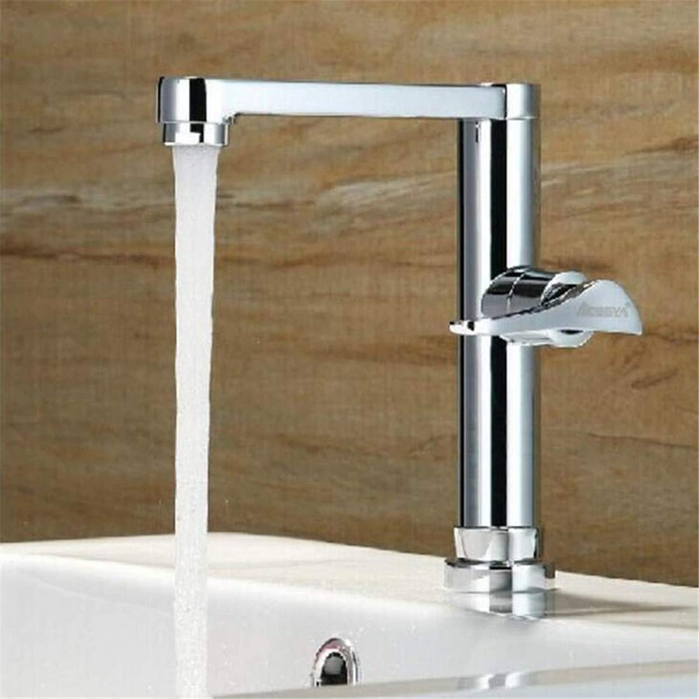 Faucet Blender Vintage Plated Kitchen Faucetfaucets Basin Mixer Single Cold Basin Faucet Bathroom Faucet