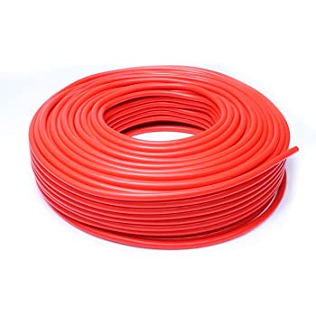 Mishimoto MMHOSE-10100RD RED Silicone Hose
