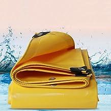Yxsd waterdicht zonnecrème-zeil, groot truck-, regenproof cloth-canvas, pvc, waterdicht zeil, waterdichte doek, baldakijnd...