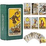 Mazzo di tarocchi del Centenario Smith-Waite Rider, vintage, set di carte...