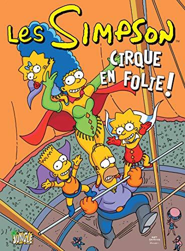 Les Simpson - tome 11 Cirque en folie ! (11)