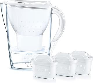 ブリタ 浄水 ポット 1.4L マレーラ COOL スターター パック マクストラプラス カートリッジ 3個付き 【日本仕様・日本正規品】