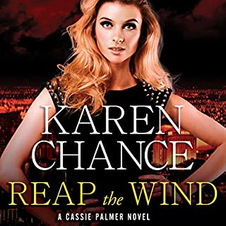 Reap the Wind     Cassandra Palmer Series #7              Written by:                                                                                                                                 Karen Chance                               Narrated by:                                                                                                                                 Jorjeana Marie                      Length: 17 hrs and 53 mins     2 ratings     Overall 4.5
