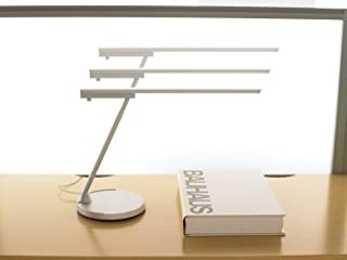 Conflux LED Height Adjustable Desk Lamp with USB designed by Carl Magnusson (YLCT)