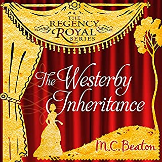 The Westerby Inheritance cover art