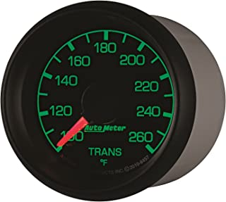 Auto Meter P34222 Gauge Stepper Motor W//Peak /& Warn Slvr//Blk 2 1//16 Trans Temp Spek-Pro 300/ºf