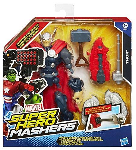 Marvel – Super Hero Mashers – Thor – Figurine à Assembler (Import Royaume-Uni)
