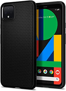 Spigen Google Pixel 4 XL Liquid Air cover/case - Matte Black
