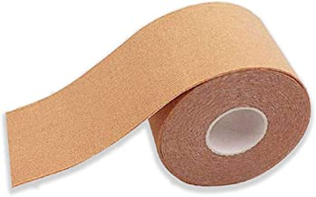 GRAEAR Boobs Tape - Breast Lift Tapes Disposable Adhesive Bra for A-E Cup Beige
