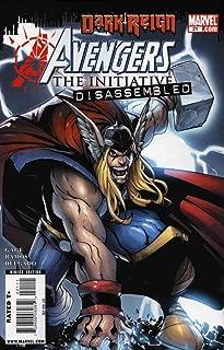 Avengers: The Initiative #21 VF/NM ; Marvel comic book