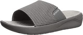 Crocs Men's LiteRide Mesh Slide Sandal