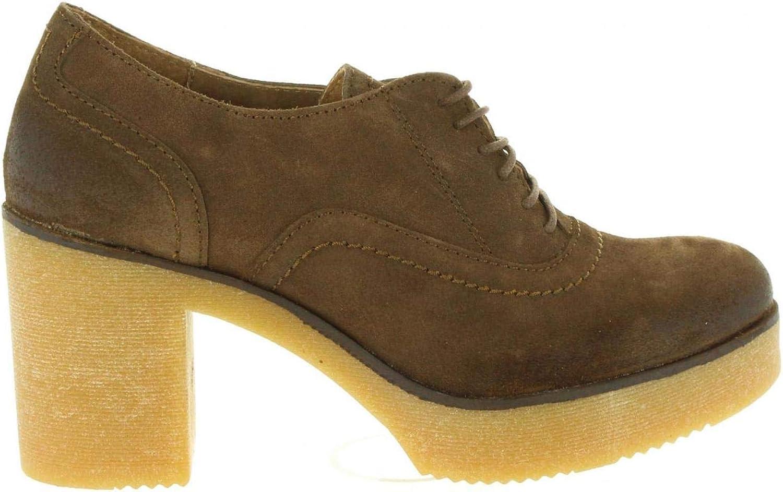4bf6fd10f9fa7f MTNG Schuhe Ferse für Damen 97237 Carol Carol Carol 006104 Serraje Taupe  e0c396