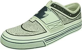 El Rey Eye Mens Slip On Sneakers/Shoes