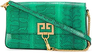 Luxury Fashion | Givenchy Womens BB508RB0J0300 Green Shoulder Bag | Fall Winter 19