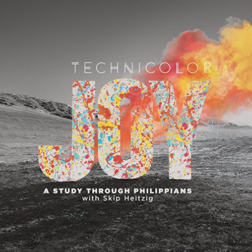 50 Philippians - Technicolor Joy - 2017 cover art