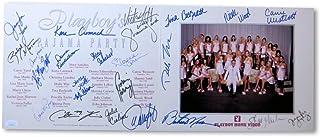 Playboy Pajama Party '96 Signed Autographed Program 24 Playmate Sigs JSA BB50968