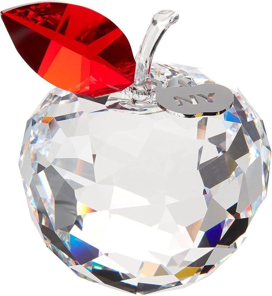 Swarovski new york mela grande in cristallo trasparente SW5264884