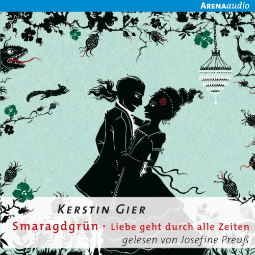 Smaragdgrün cover art
