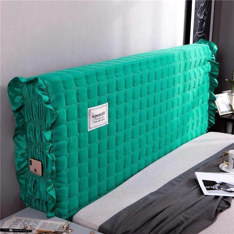 WLHW Oreiller Lombaire Coussins De Tête De Lit Housse De Prougeection Contre La Poussière Housse De Prougeection Coussin De Dossier, Dossier Lavable (Taille   200x70cm)