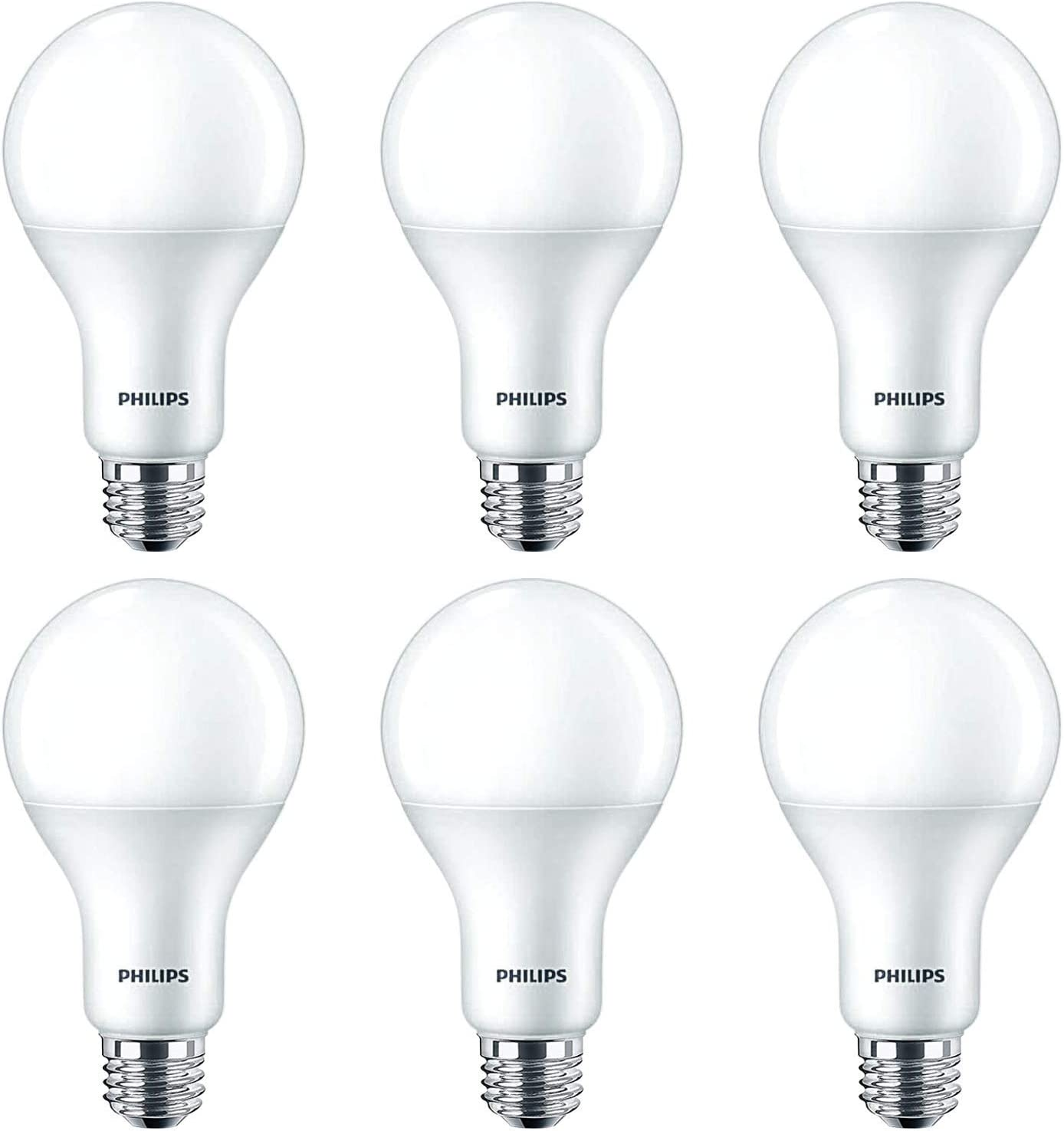 Philips LED Dimmable A21 Overseas parallel import regular item Light Bulb Glow Effect Warm New products world's highest quality popular with 1600-L