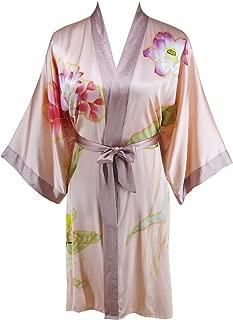 Best hand painted silk kimono Reviews