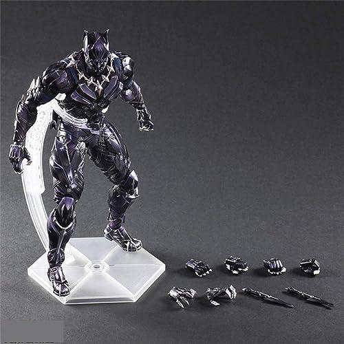 XIAOPING Marvel Comics Series Anime Modèle Joint Jouet Mobile Statue Jouet Poupée Jouet Hauteur 27cm Statue de Jouet