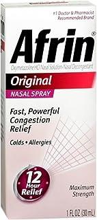 Afrin Nasal Spray Original 30 Ml