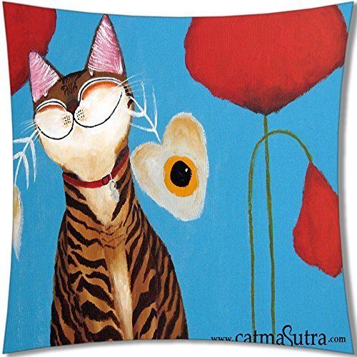 B-ssok High Quality of Lovely Cat Pillows A44